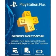 PlayStation Plus 90 дней UA (PS4)