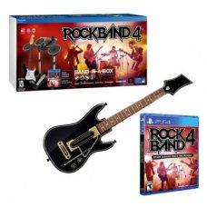 Rock Band 4 Bundle (PS4)