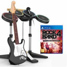 Rock Band 4 Band in a Box Bundle (PS4)