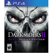 Darksiders 2: Deathinitive Edition (PS4) RUS