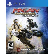 MX vs ATV Supercross Encore (PS4) ENG