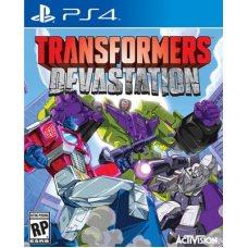Transformers: Devastation (PS4) ENG