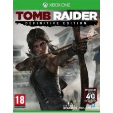 Ваучер на скачивание Tomb Raider: Definitive Edition (Xbox One) RUS