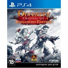 Divinity: Original Sin. Enhanced Edition (PS4) RUS