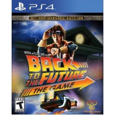 Back to the Future: The Game (PS4) ENG
