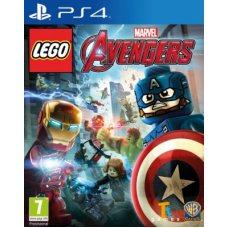 LEGO Marvel Avengers (PS4) RUS SUB.
