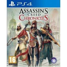 Assassin's Creed Chronicles: Трилогия (PS4) RUS SUB