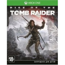Rise of the Tomb Raider (Xbox One) RUS