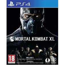 Mortal Kombat XL (PS4) RUS SUB.