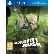 Gravity Rush (PS4) RUS SUB.