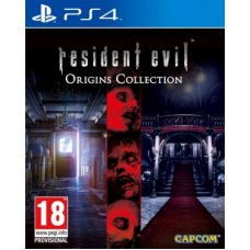 Resident Evil Origins Collection (PS4) ENG