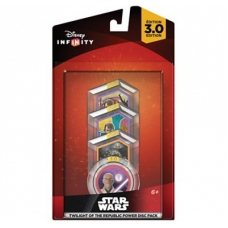 Disney Infinity 3.0 Star Wars Twilight of the Republic Power Disc