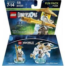LEGO Dimensions: Ninjago Sensei Wu Fun Pack
