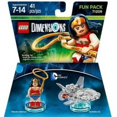 LEGO Dimensions: Wonder Woman Fun Pack