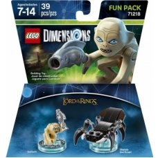 LEGO Dimensions: Lord Of The Rings Gollum Fun Pack