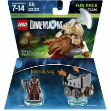 LEGO Dimensions: Lord Of The Rings Gimli Fun Pack
