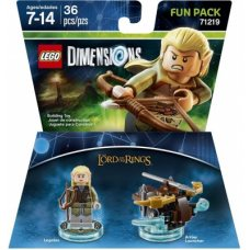 LEGO Dimensions: Lord Of The Rings Legolas Fun Pack