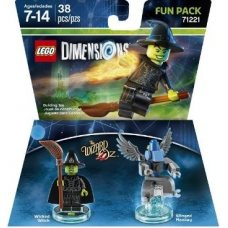 LEGO Dimensions: Wizard of Oz Wicked Witch Fun Pack