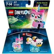 LEGO Dimensions: Lego Movie Unikitty Fun Pack