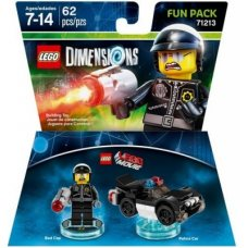LEGO Dimensions: Lego Movie Bad Cop Fun Pack