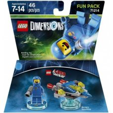 LEGO Dimensions: Lego Movie Benny Fun Pack