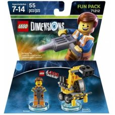 LEGO Dimensions: LEGO Movie Emmet Fun Pack
