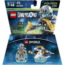 LEGO Dimensions: Ninjago Zane Fun Pack