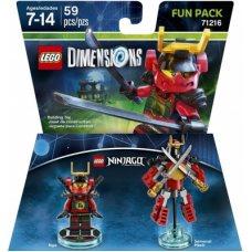 LEGO Dimensions: Ninjago Nya Fun Pack