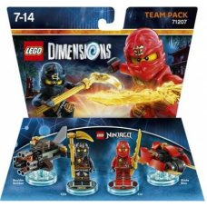 LEGO Dimensions: Ninjago Team Pack