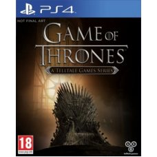 Game of Thrones: A Telltale Games Series (PS4) ENG