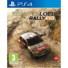 Sebastien Loeb Rally EVO (PS4) ENG