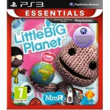 LittleBigPlanet (PS3) ЕNG