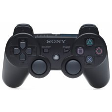 Джойстик Dualshock 3 Wireless Controller BLACK (PS3)