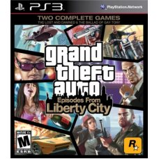 GTA: Episodes from Liberty city (PS3) ENG