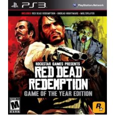 Red Dead Redemption Game of the Year Edition (PS3) ENG