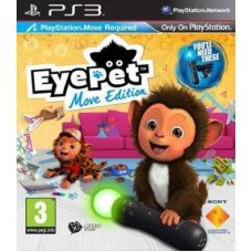 EyePet Move Edition (PS3 Move) RUS