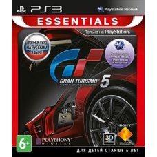 Gran Turismo 5 (PS3) RUS
