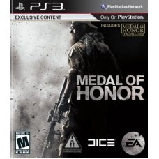 Medal of Honor (PS3) RUS