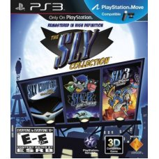 Sly Trilogy (PS3) ENG