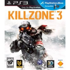 Killzone 3 (PS3) RUS
